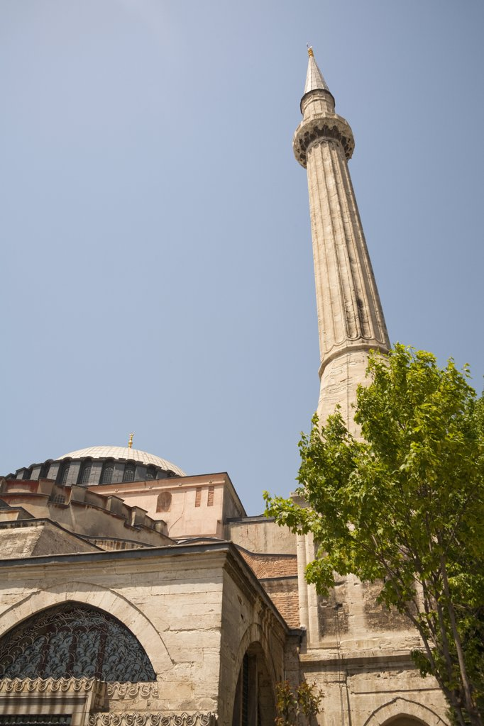 Stock Photo: 4290-3598 Haghia Sophia Mosque, Istanbul, Turkey