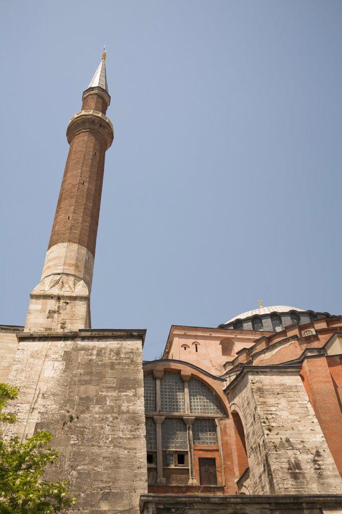 Stock Photo: 4290-3605 Haghia Sophia Mosque, Istanbul, Turkey