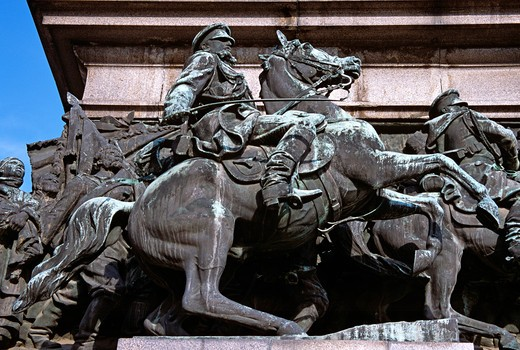 Stock Photo: 4290-7167 Tsar Osvoboditel Monument, Monument of Liberation, Sofia, Bulgaria