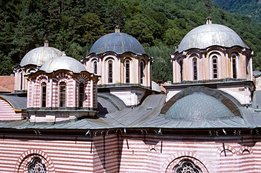 Nativity Church, Rila Monastery, Bulgaria : Stock Photo
