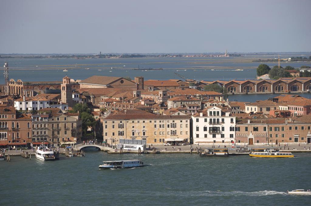 Italy, Veneto, Venice, Riva degli Schiavoni : Stock Photo