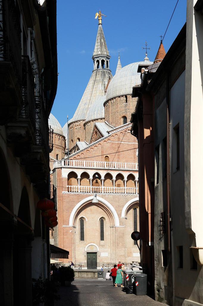 Italy, Padua, Veneto, Basilica St. Anthony : Stock Photo