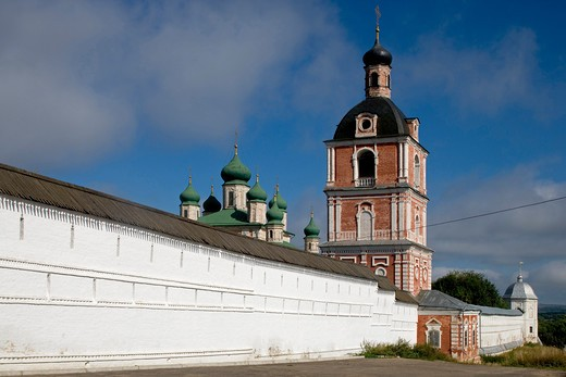 Stock Photo: 4292-105049 Russia, Pereslavl-Zalessky, Goritsky monastery of the Assumption