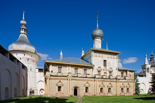 Stock Photo: 4292-105124 Russia, Rostov, the Kremlin