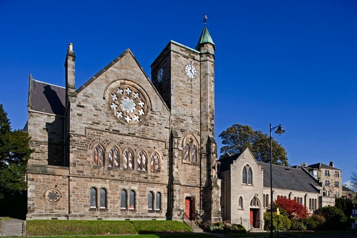 Stock Photo: 4292-106556 UK, Scotland, Stirling, Holy Trinity church