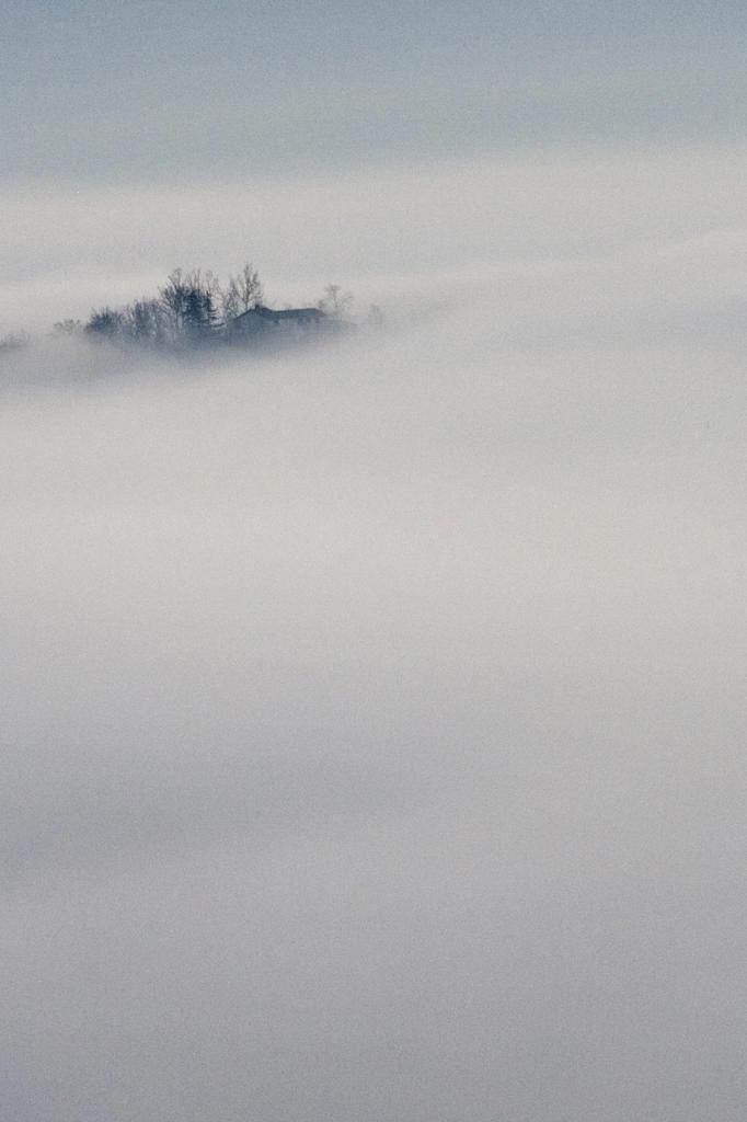 Italy, Tuscany, landscape in Chianti : Stock Photo