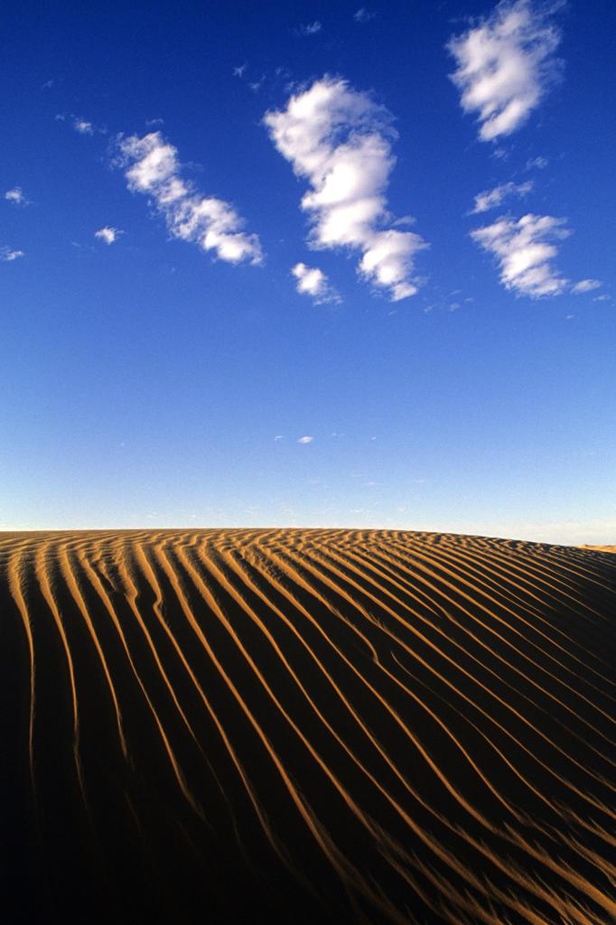 Stock Photo: 4292-124747 Libya, Sahara desert, Erg Awbari