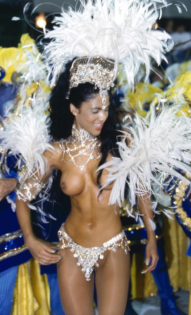 Karneval in Rio, Rio de Janeiro, Brasilien : Stock Photo