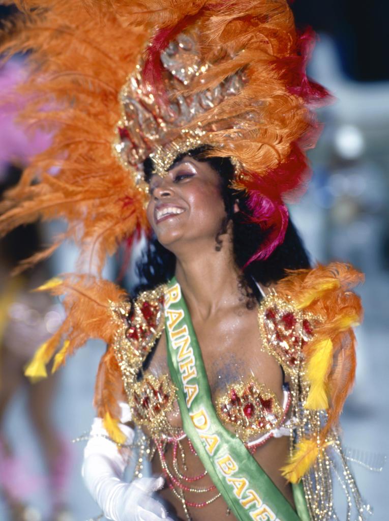 Stock Photo: 4292-132244 Karneval in Rio, Rio de Janeiro, Brasilien