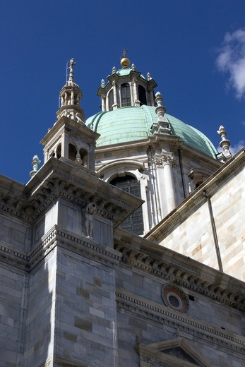 Stock Photo: 4292-145458 Italy, Lombardy, Como, the Duomo