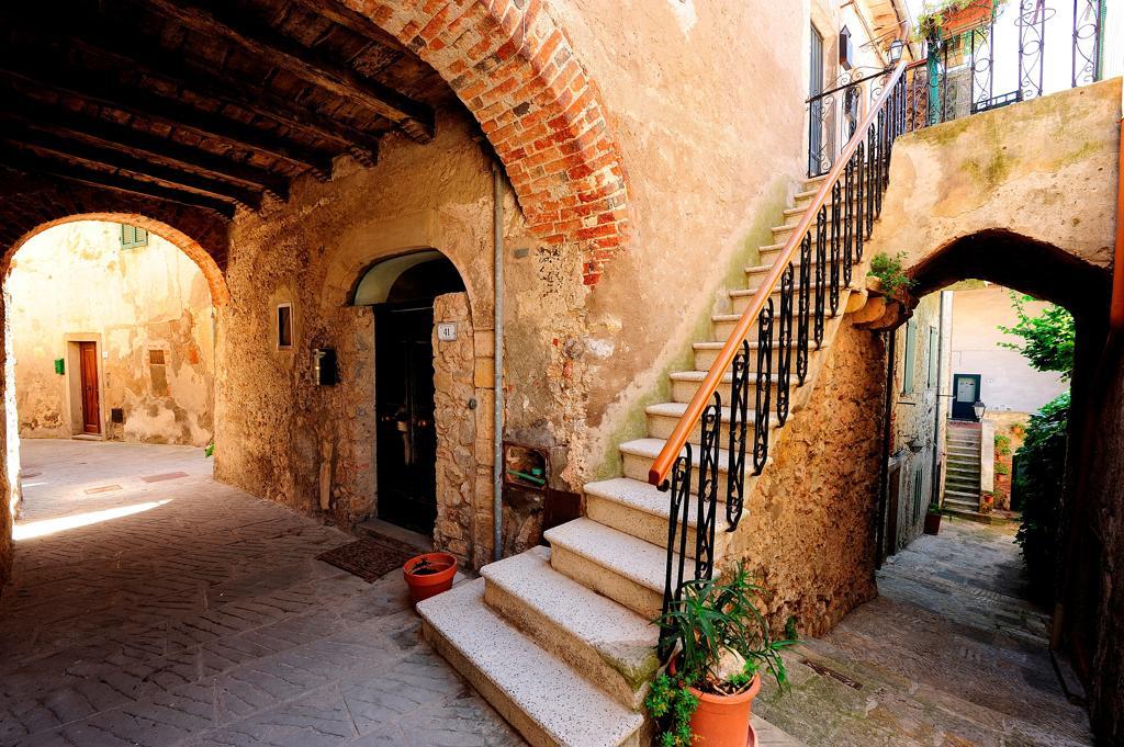 Stock Photo: 4292-152192 Italy, Tuscany, Capalbio