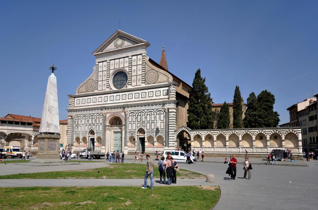 Stock Photo: 4292-153292 Italy, Florence, St. Maria Novella