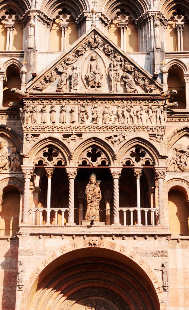 Stock Photo: 4292-156227 Italy, Emilia Romagna, Ferrara, Duomo