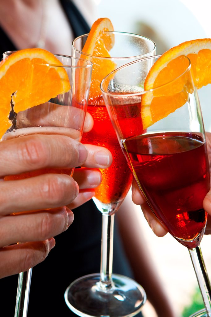Stock Photo: 4292-157984 party drink