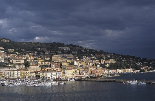 Stock Photo: 4292-17069 Tuscany, Porto Santo Stefano