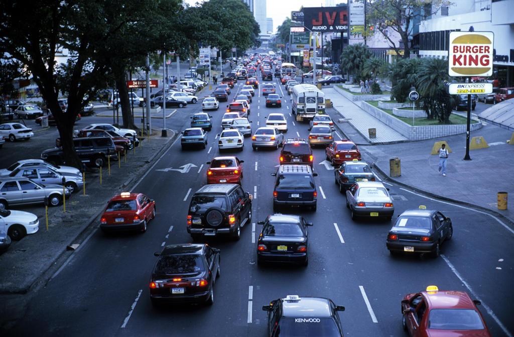 Panama, Panama City : Stock Photo