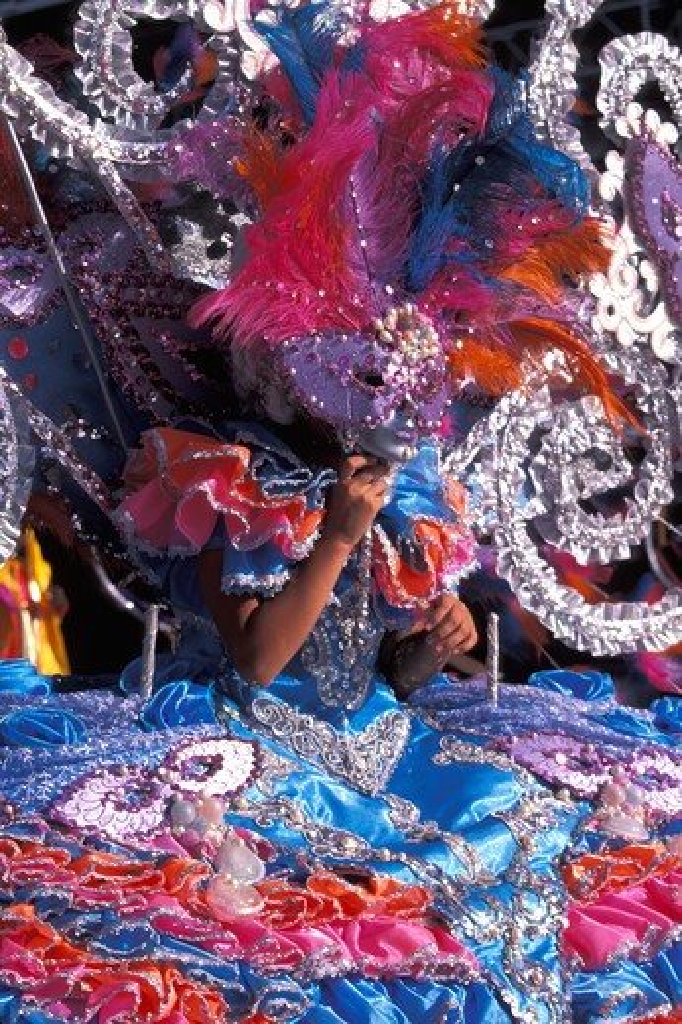 Stock Photo: 4292-31239 Trinidad andTobago Trinidad Carnival