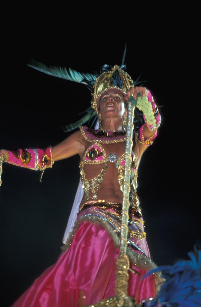 Brazil, Rio de Janeiro. Carnival : Stock Photo