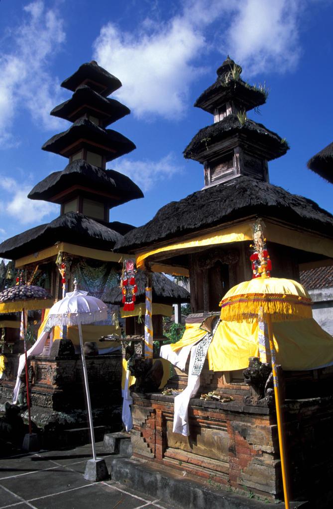 Stock Photo: 4292-32825 Indonesia, Bali: Hinduist Temple