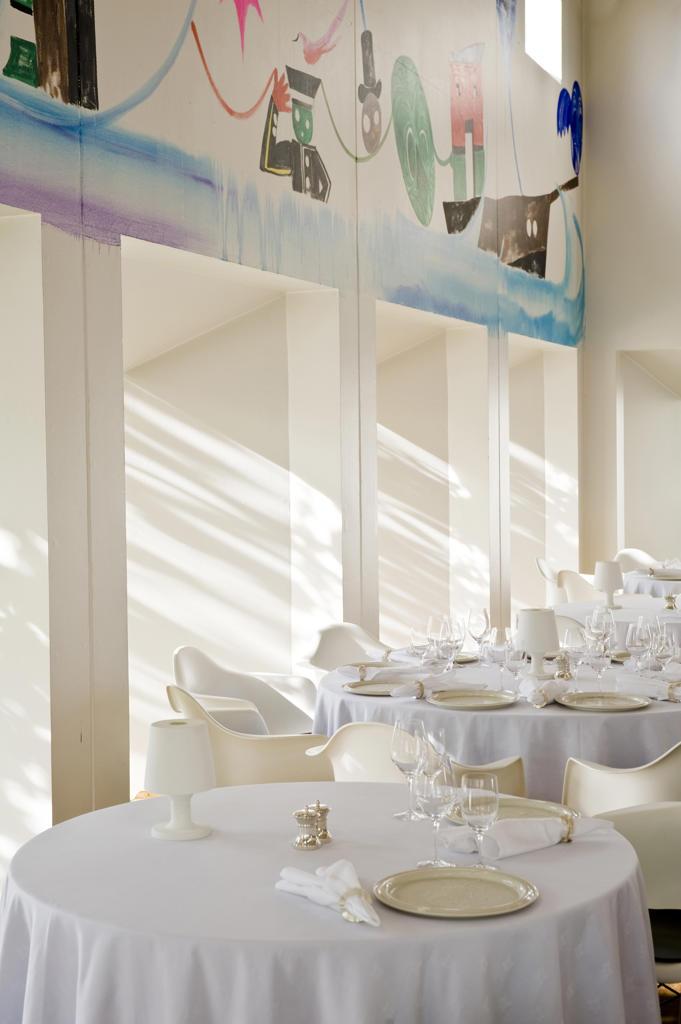 Denmark,Copenhagen, Paustian Bo Bech restaurant : Stock Photo