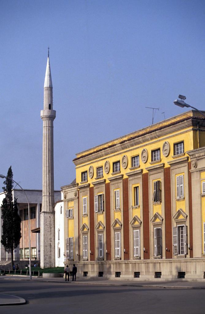 Albania, Tirana : Stock Photo