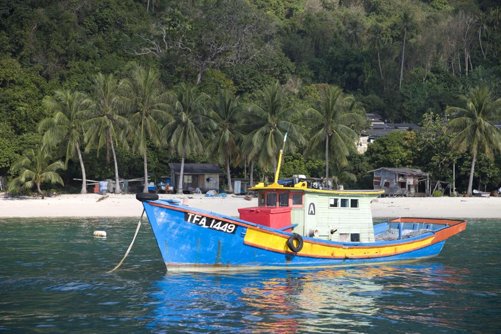 Stock Photo: 4292-36690 Malaysia, Pulau Perhentian