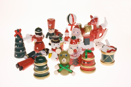Stock Photo: 4292-37443 Christmas decorations