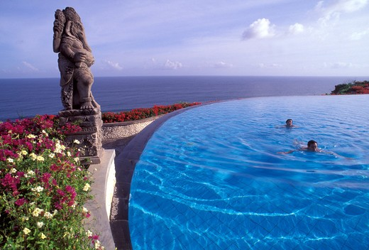 Indonesia, BaliNusa Dua - Bali Cliff Hotel : Stock Photo