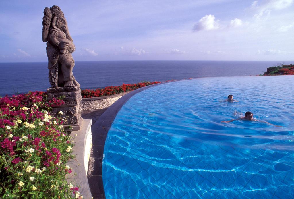 Stock Photo: 4292-38856 Indonesia, BaliNusa Dua - Bali Cliff Hotel