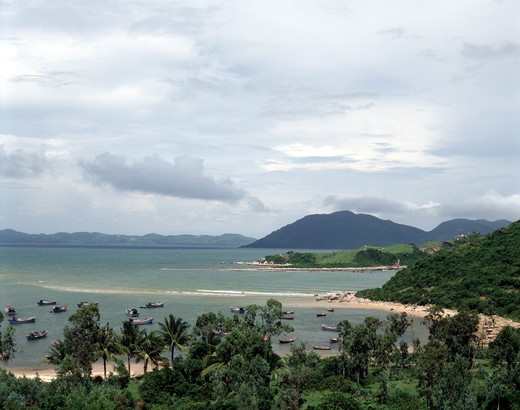 Stock Photo: 4292-38962 Vietnam, landscape