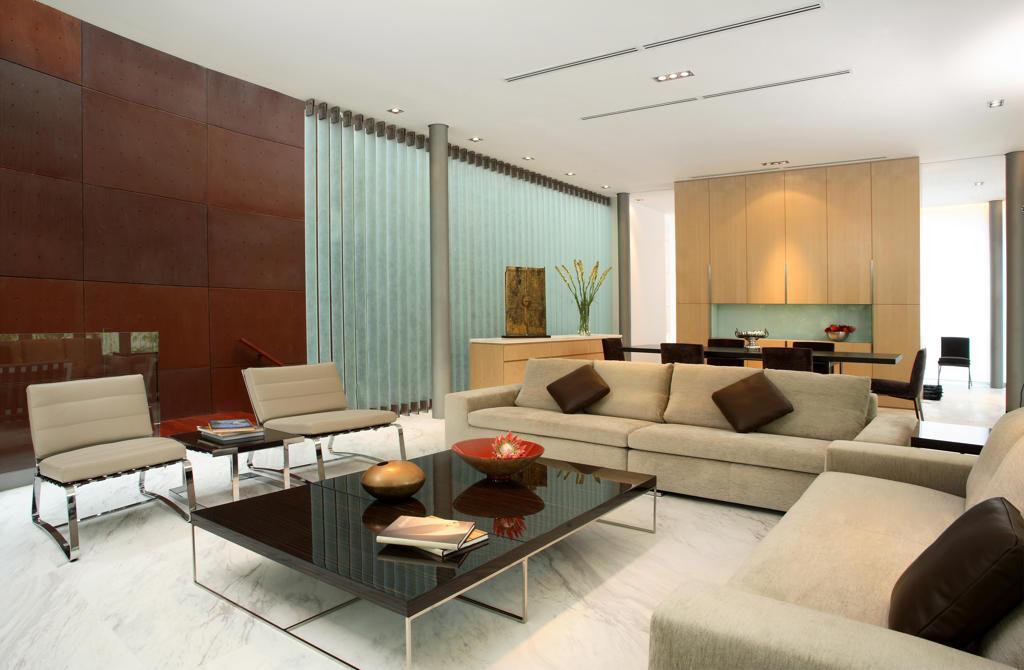 Stock Photo: 4292-41781 Livingroom