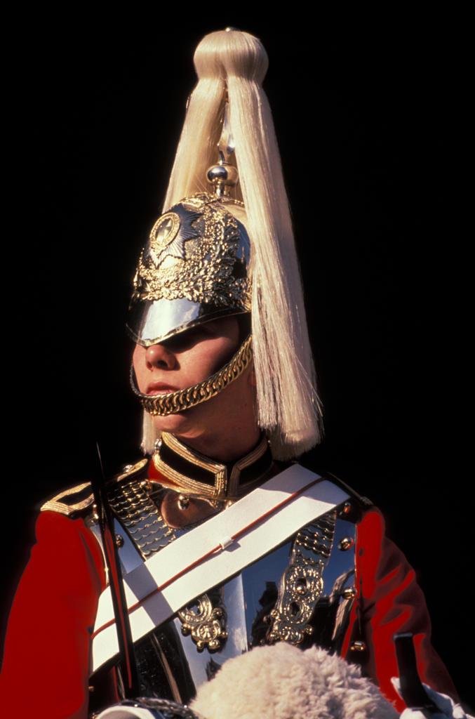 UK, England, London, Royal guard : Stock Photo