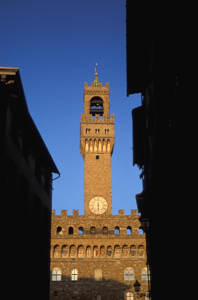 Stock Photo: 4292-44574 Italy, Florence, Palazzo Vecchio, Piazza della Signoria