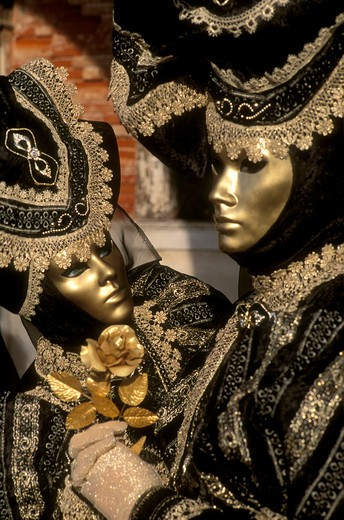 Stock Photo: 4292-44789 Italy, Veneto, Venice, carnival