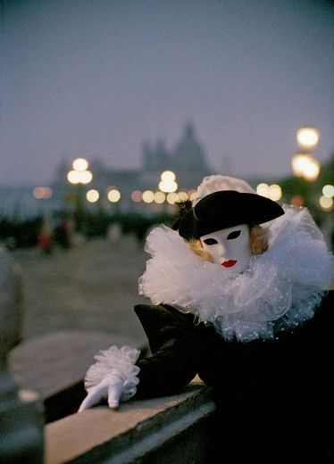 Stock Photo: 4292-45187 Italy, Veneto, Venice, carnival