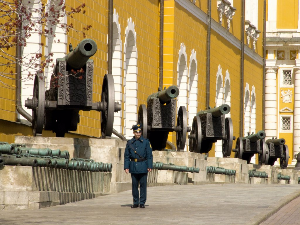 Stock Photo: 4292-46294 Russia, Moscow, the Kremlin