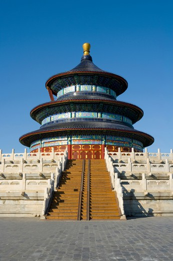 Temple of Heaven in Beijing, China : Stock Photo