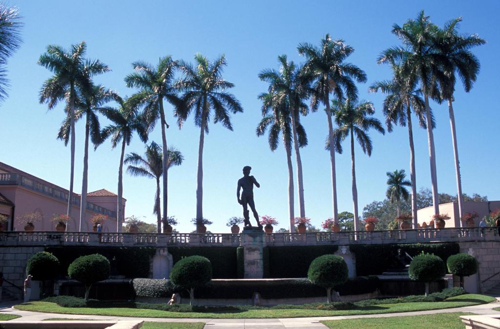 Stock Photo: 4292-47874 USA, Florida, Sarasota: Ringling Museum