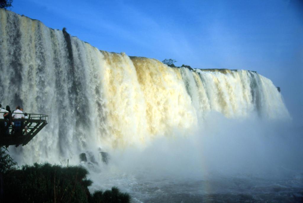 Iguaçu Falls, Parana, Brazil : Stock Photo