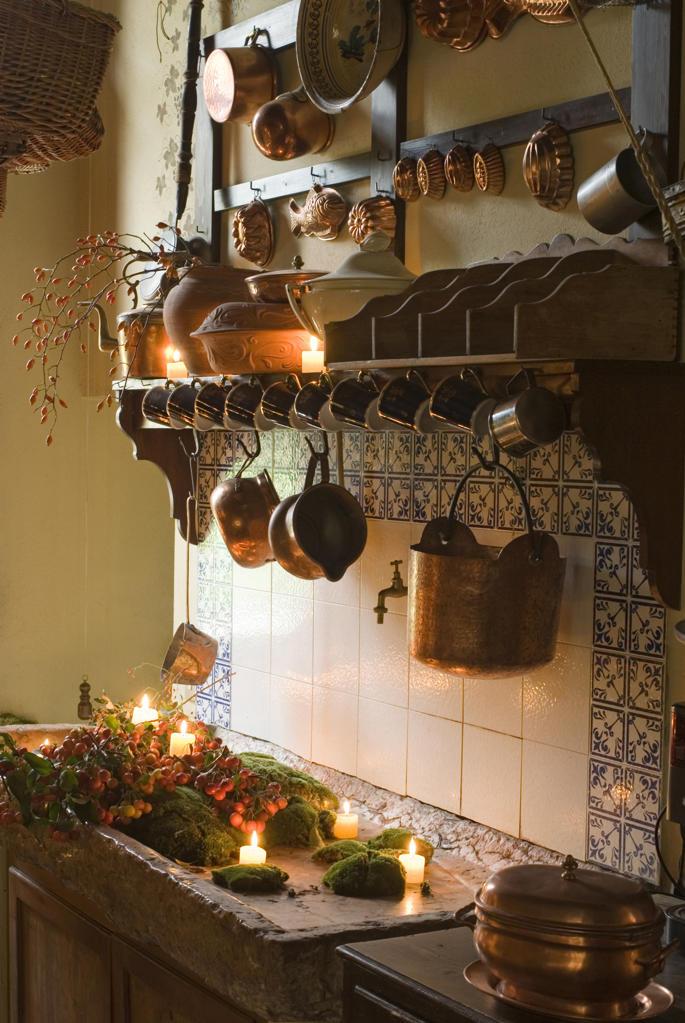 Stock Photo: 4292-53734 Kitchen interior