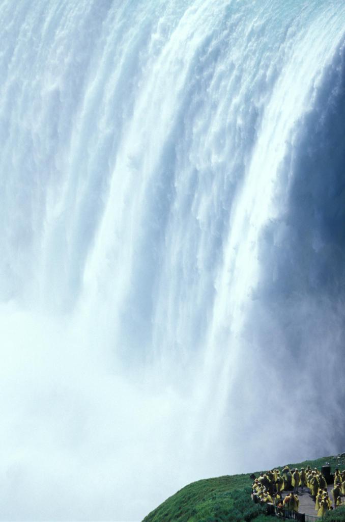 Canada, Ontario, Niagara Falls : Stock Photo