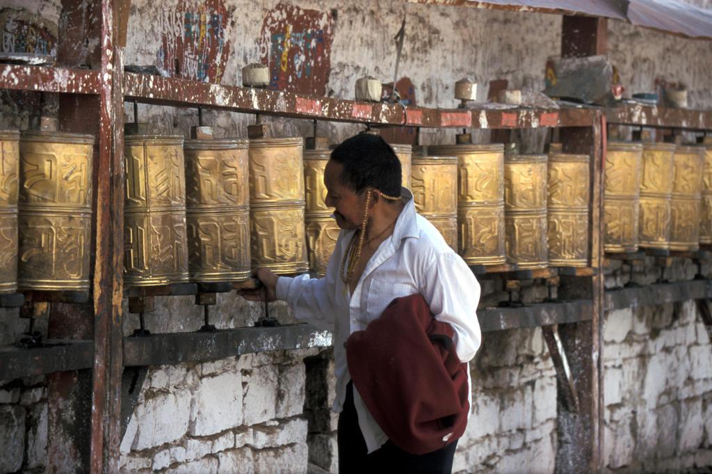 Stock Photo: 4292-57601 Tibet