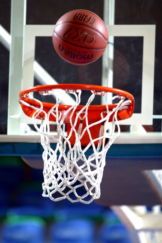 Stock Photo: 4292-59272 Basketball