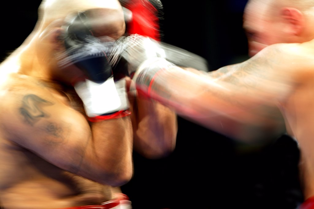 Stock Photo: 4292-59331 Boxing