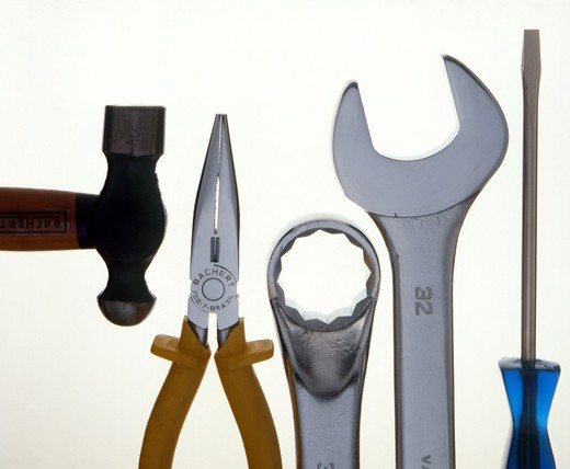 Tools : Stock Photo