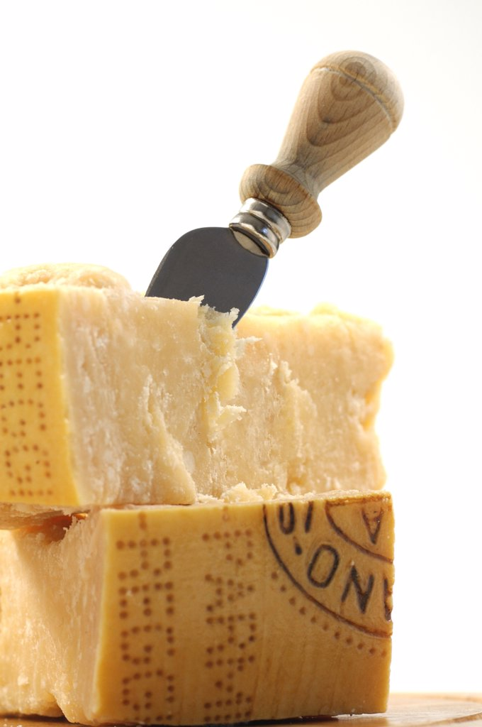 Stock Photo: 4292-63169 Parmesan cheese
