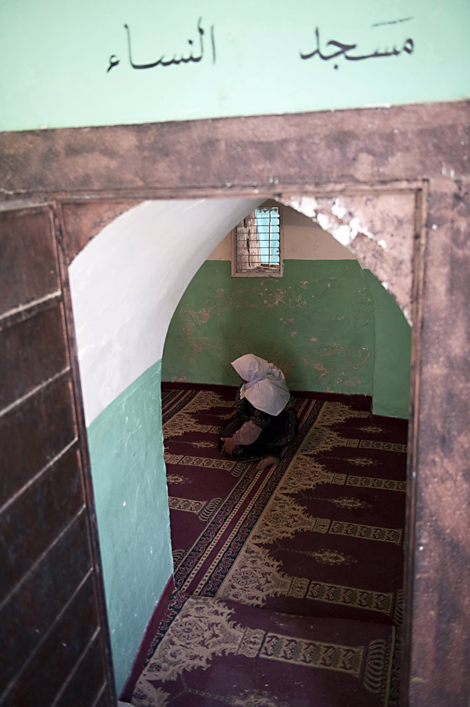 Stock Photo: 4292-64687 Israel, West Bank, Nebi Musa mosque
