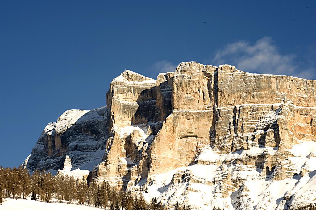 Italy, Alto Adige, Alta Badia, Santa Croce mountain : Stock Photo