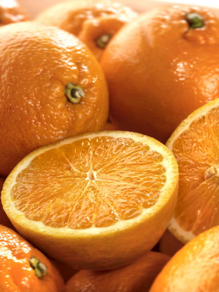 Stock Photo: 4292-67652 Oranges