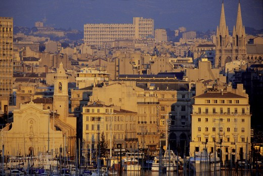 Stock Photo: 4292-83231 Provence, Marseille